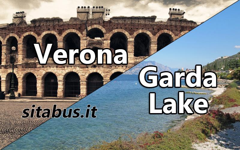 Verona - Garda Lake bus