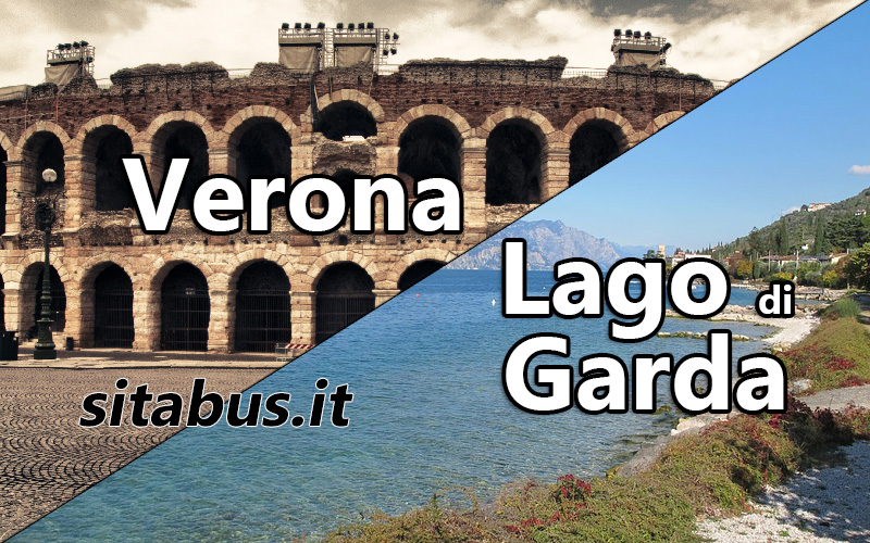 Verona garda lake bus timetables for Arredo park srl verona vr