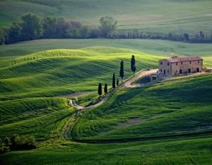 tuscany bus