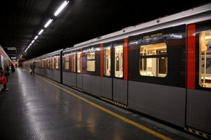 Subway Milan