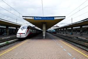 Torino Porta Nuova binario