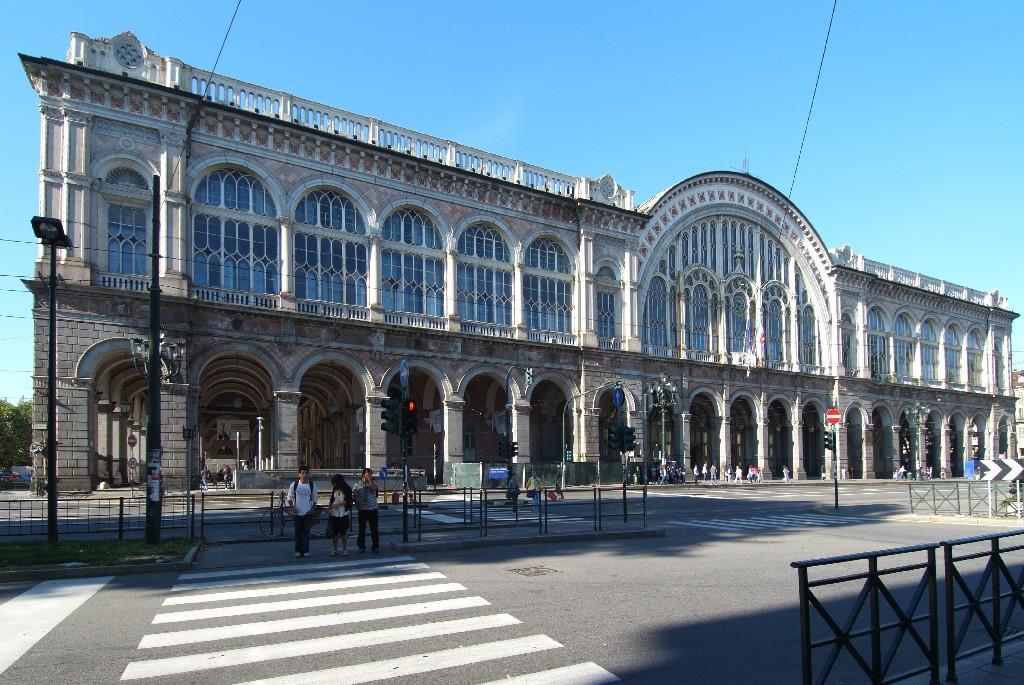 Stazione di torino porta nuova - Turin porta nuova ...