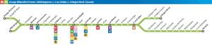 Linea M2 - Metropolitana di Milano