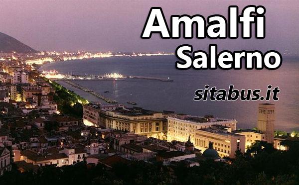 Amalfi-Salerno autobus