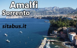 Amalfi Sorrento autobus