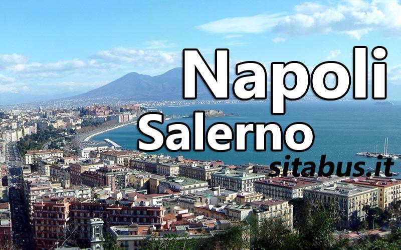 Napoli Salerno collegamenti bus