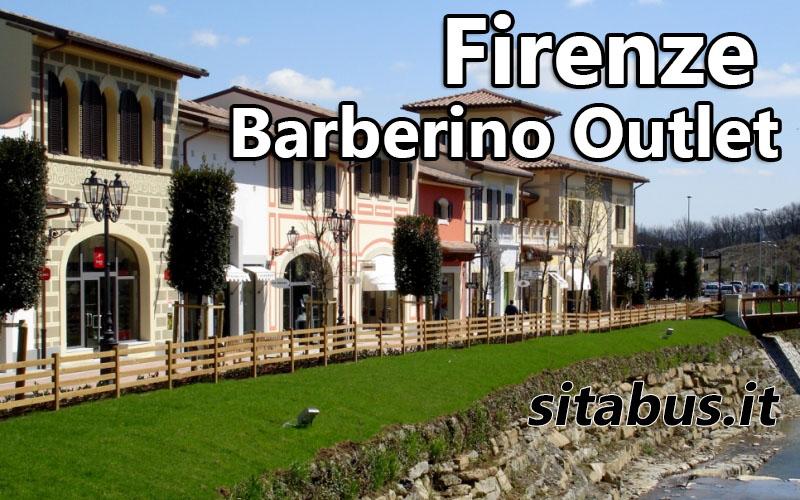 SHUTTLE BUS BARBERINO DESIGNER OUTLET | FLORENTIA BUS