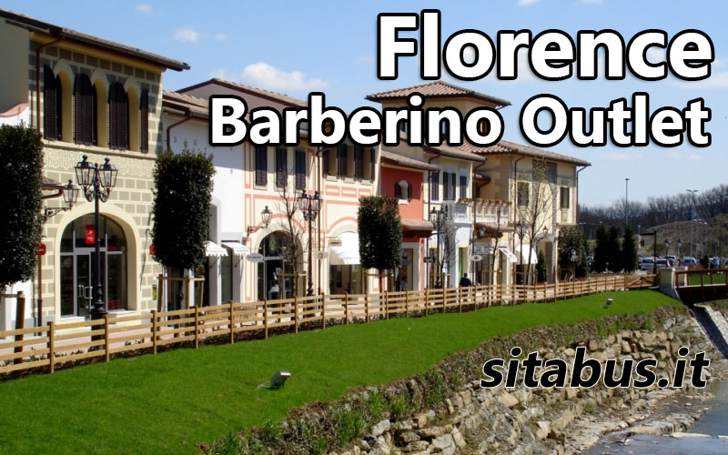 Florence Barberino Outlet - Sitabus.it
