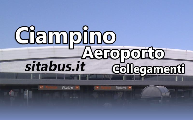 Aeroporto Di Roma Ciampino Bus