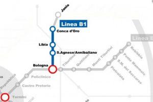 roma metro linia b1