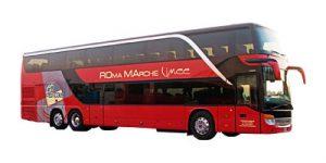 roma marche linee bus