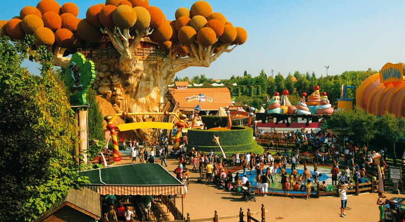 Gardaland: how to get there from Toscana - Sitabus.it