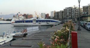 milazzo porto
