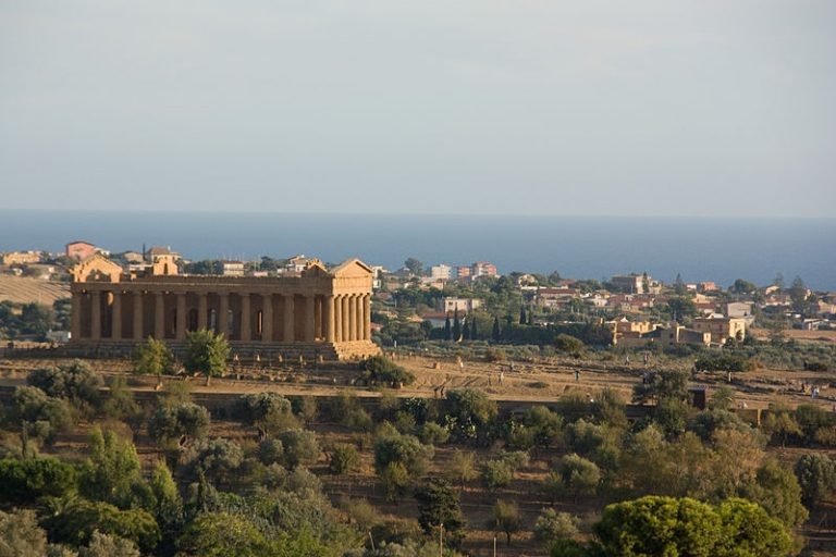 Getting to Agrigento - Sitabus.it