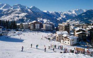 alps-ski-resort
