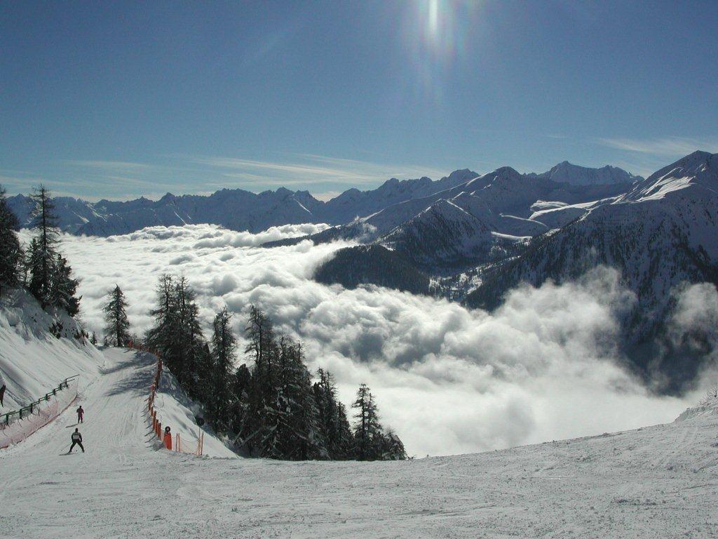 foto ski area