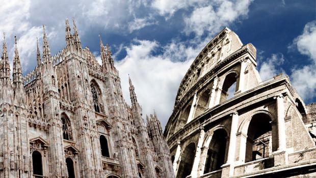 Milan To Rome >> Milan To Rome Bus And Train Sitabus It