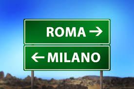 roma milano cartelli