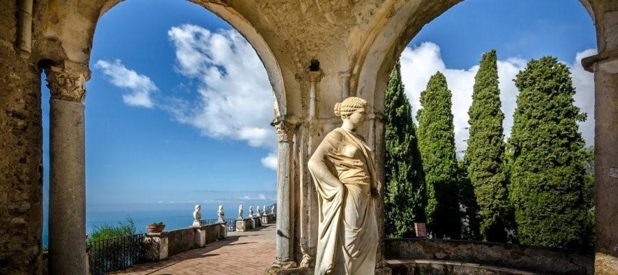 Villa Rufolo e Villa Cimbrone